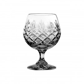 Set of crystal cognac glasses, 6 pcs- 9692