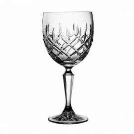 Crystal Red Wine and Water Glasses, Set of 6 3842
