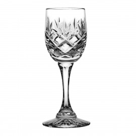 Crystal Liqueur Glasses, Set of 6 2935