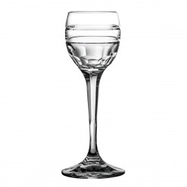 Set of crystal wine glasses, 6 pcs - 4173