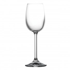 Crystal White Wine Glasses, Set of 6 4207