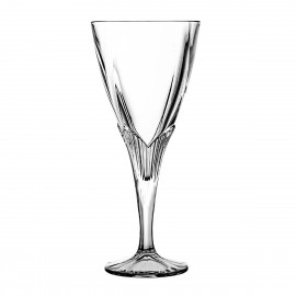 Crystal Red Wine and Water Glasses, Set of 6 4277