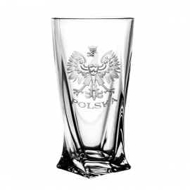 Engraved Long Drink Glasses, Set of 6 5217