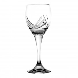 Crystal Red Wine and Water Glasses, Set of 6 8307