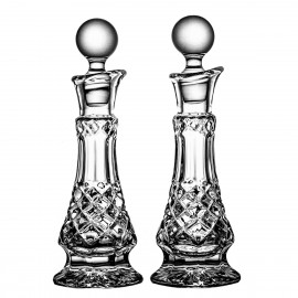 Crystal Oil and Vinegar Cruets, Set of 2 2114