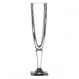 Champagne Glasses, Set of 6 4177