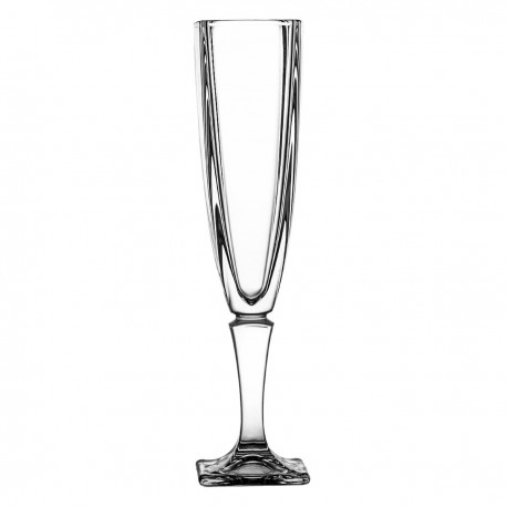 Set of champagne glasses, 6 pcs - 4177 -