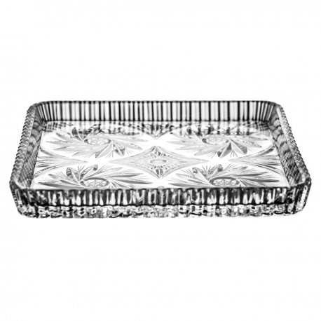 Crystal tray - 0173