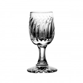 Crystal Vodka Glasses Linea, Set of 6 8127