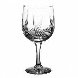 Crystal Red Wine and Water Glasses, Set of 6 6642