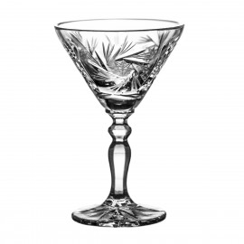 Crystal Advocaat Glasses, Set of 6 4600