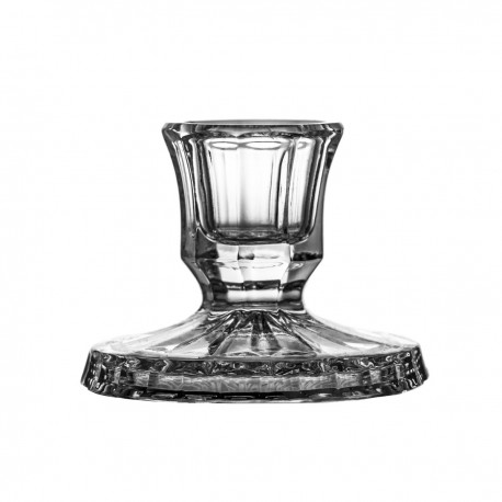 Set of crystal candlestick 6 cm, 2 pcs -7060-