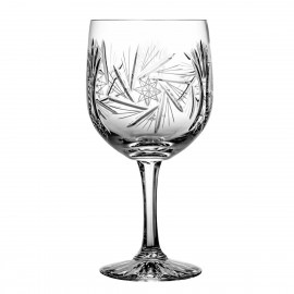 Crystal Red Wine and Water Glasses, Set of 6 2750