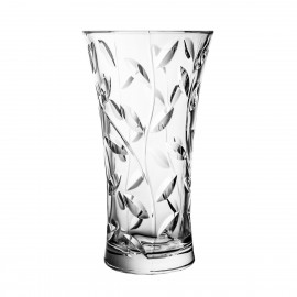 Crystal vase for flowers 25 cm - 4595