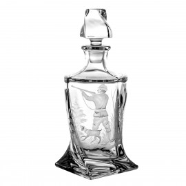 Engraved Decanter 3200