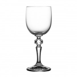 Crystal White Wine Glasses, Set of 6 3587