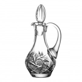 Crystal Oil and Vinegar Cruet 3858