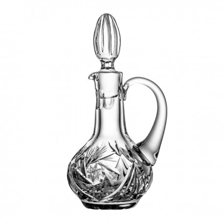 Crystal vinegar decanter 200 ml - 3860