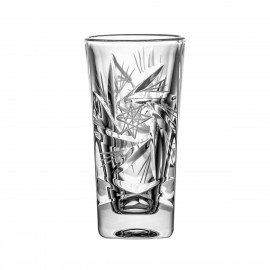 Crystal Vodka Shot Glasses, Set of 6 2289