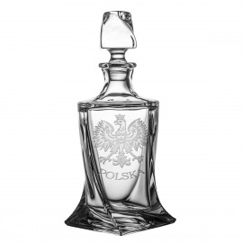 Engraved Whisky Decanter 5295