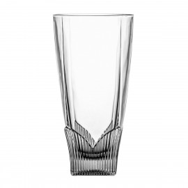Crystal Long Drink Glasses, Set of 6 2320