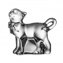 Crystal Cat Paperweight 5424