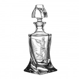 Engraved Whisky Decanter 5501