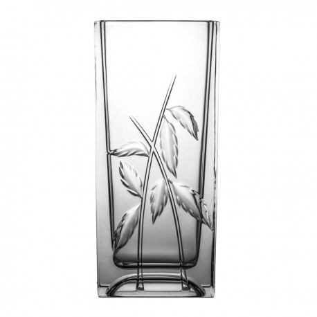 Crystal vase for flowers 30,5 cm - 9678