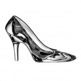 Crystal Shoe Paperweight 2113