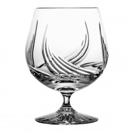 Crystal Cognac and Brandy Glasses, Set of 6 5317