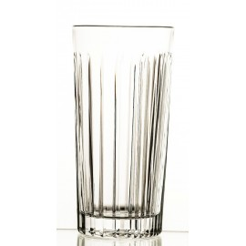 Crystal Long Drink Glass Metropolis 7263