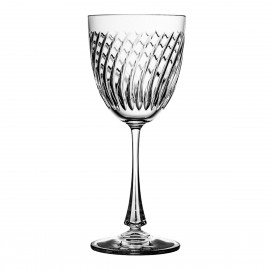 Crystal Red Wine and Water Glasses, Set of 6 7270