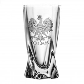 Engraved Vodka Glasses, Set of 6 5215