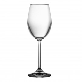 Crystal Red Wine and Water Glasses, Set of 6 4210
