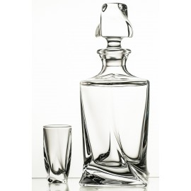 Vodka Decanter and Glasses Set 4396