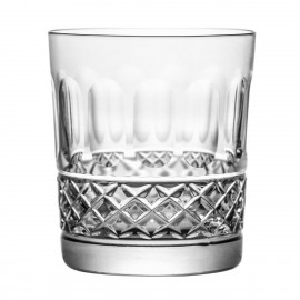 Set of crystal whisky glasses, 6 pcs -2260