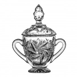 Crystal Sugar Bowl 4680