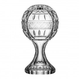 Crystal trophy for engraving 20 cm - 6550