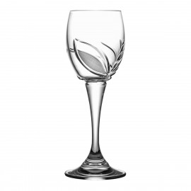 Crystal White Wine Glasses, Set of 6 5060