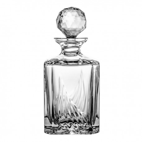 Crystal whisky decanter 700 ml - 9627 -