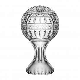 Crystal trophy for engraving 22 cm - 6549