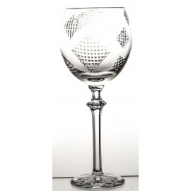 Crystal Red Wine and Water Glass 06721