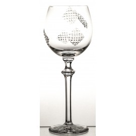 Crystal Red Wine and Water Glass 06473