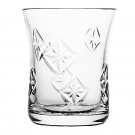 Crystal Glasses, Set of 6 6967