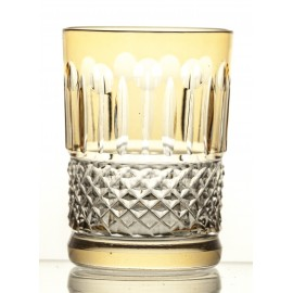 Crystal Painted Glasses, Set of 6 06303