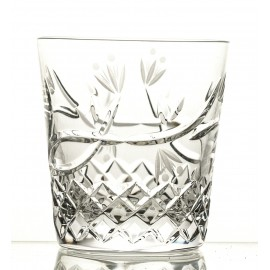 Crystal Whisky Glasses, Set of 6 04346