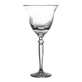 Crystal Red Wine and Water Glass 06872