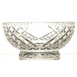 Crystal Fruitbowl 12610