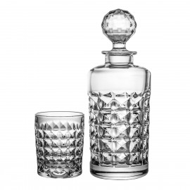 Whisky Decanter and Glasses Set 3443