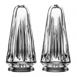 Crystal Salt and Pepper Shakers, Set of 2 2044